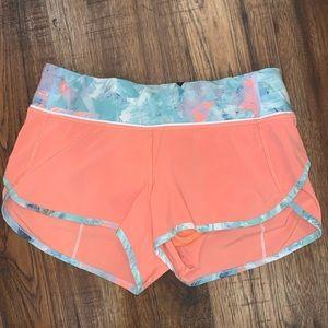 Lululemon shorts. Size 4. Like new.